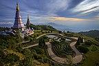 Chiang Mai - Stacja pogodowa - Tajlandia