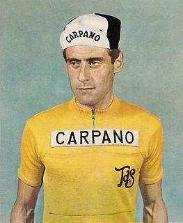 Attilio Moresi cyclist (1933-1995)
