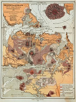 Auckland volcanic field volcanic field