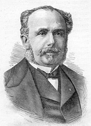 Auguste de Talhouët-Roy - Image: Auguste de Talhouët Roy (1819 1884)