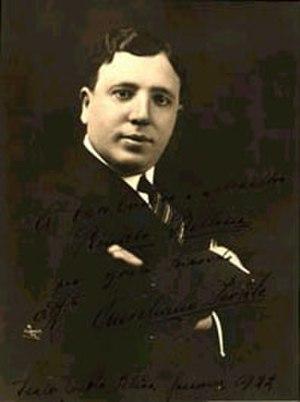 Aureliano Pertile - Aureliano Pertile, 1933.