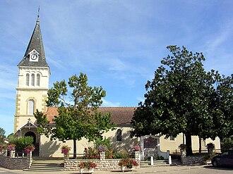 Aurice - The church of Aurice