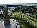 Ausblick vom Eltinger Blick (533 m. ü. N. N.) Richtung Nordwesten - panoramio.jpg