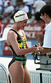 Australian swimmer at 1992 Paralympic Games.jpg