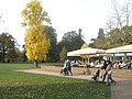 Autumn at the main café within RHS Wisley - geograph.org.uk - 1562102.jpg