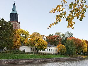Autumn in Turku