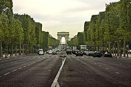Image illustrative de l'article Avenue des Champs-Élysées