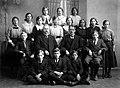 Avgangklasse Byåsen skole (1916) (11116587324).jpg