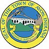 Official seal of Avon, Indiana