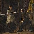 Axel Helsted - Lærerinde og elev - KMS4032 - Statens Museum for Kunst.jpg