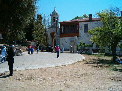 Aya Yorgi Manastırı nerede, toplu taşıma ile nasıl gidilir - Yer hakkında bilgi
