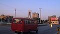 Azadi square in Morning - Nishapur 7.JPG