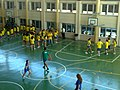 Azules y Amarillos del Colegio La Salle El Carmen.jpg