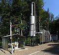 Bóbrka skansen - schemat stabilizacji ropy naftowej 2015.08.20 p.jpg