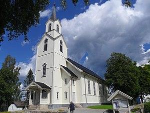 Bø, Telemark - Bø Church