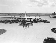 B-36 Peacemaker - personnel and equipment