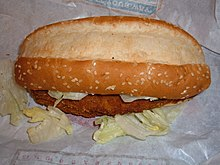 BK Original Chicken Sandwich