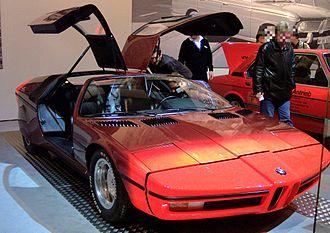 BMW Turbo - Image: BMW Turbo 1972 red vr TCE