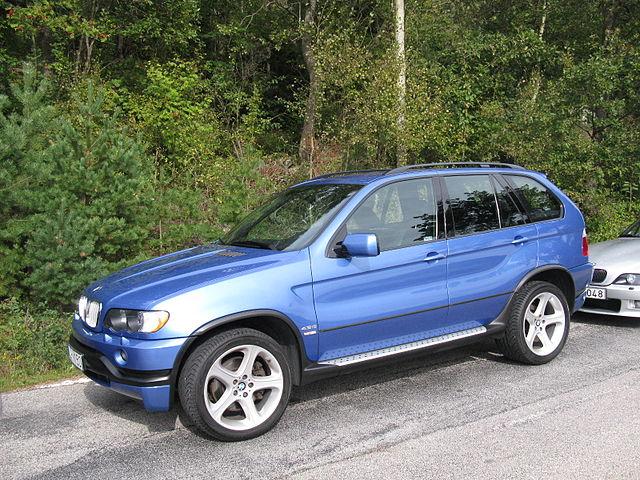 BMW X5 4.6i (6158743846)