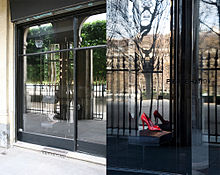40c52a2d2c458 Boutique Pierre Hardy, Palais Royal Paris