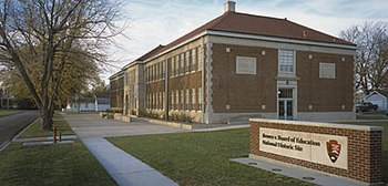 Brown v. Board of Education National Historic ...