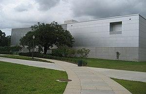 Capitol Park Museum - Baton Rouge - Exterior view, 2009