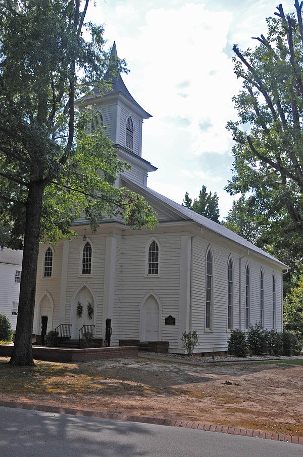 National register of historic places listings in lee for Historical buildings in north carolina