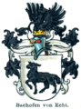 Bachofen von Echt-Wappen Hdb.png