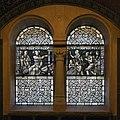 Bad Homburg-Erloeserkirche-Glasmalerei-Nordwestquerhaus unter der Empore-20110320.jpg