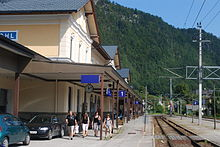 bahnhof bad ischl wikipedia. Black Bedroom Furniture Sets. Home Design Ideas