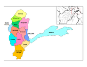Districts of Badakhshan