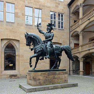 Eberhard I, Duke of Württemberg Duke of Württemberg