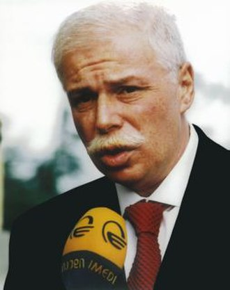 Badri Patarkatsishvili - Badri Patarkatsishvili in 2007