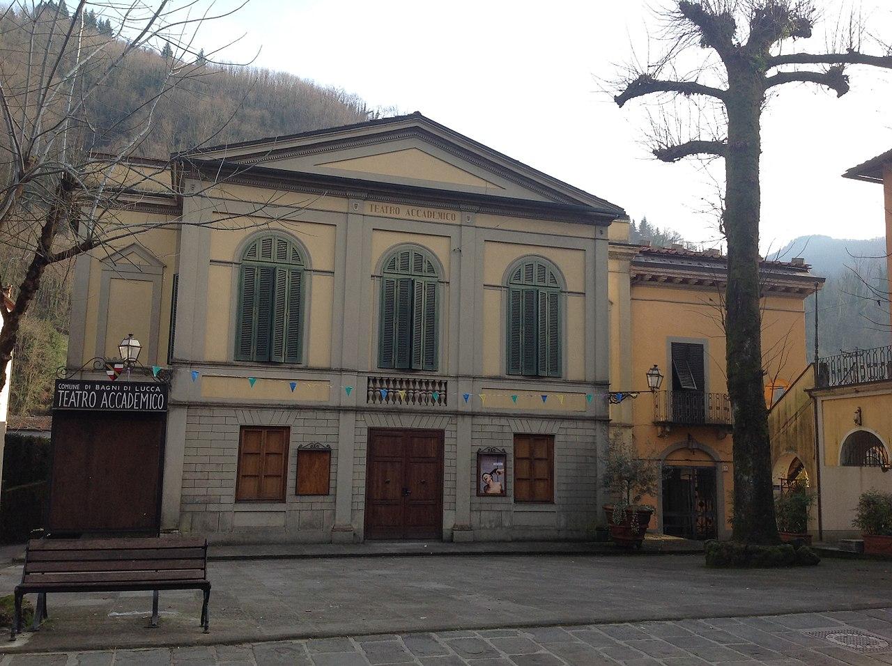File bagni di lucca teatro wikipedia - Bagni di lucca ...