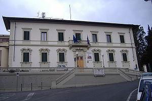 Bagno a Ripoli - Image: Bagno a Ripoli Palazzo comunale