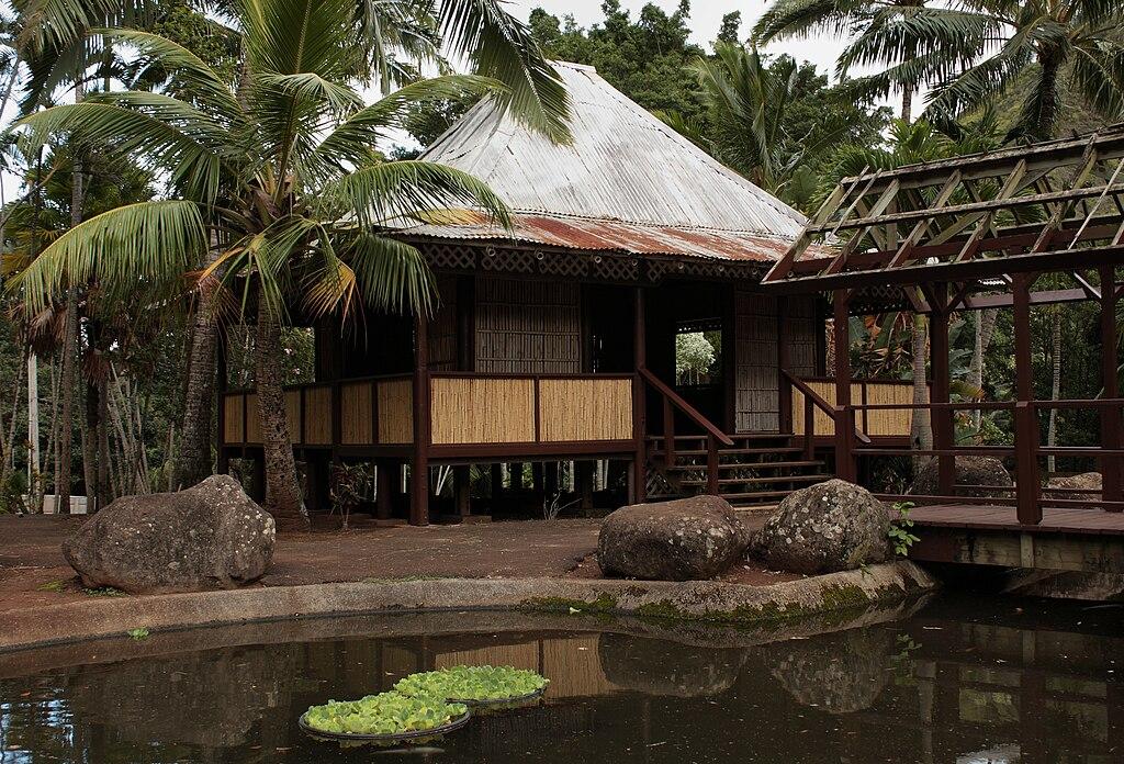 File bahay kubo iao valley maui wikimedia commons for Terrace ng bahay