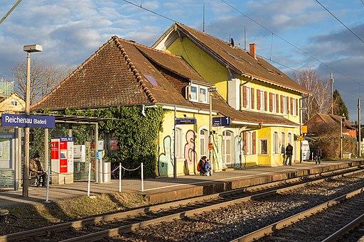 Bahnhof Reichenau (Baden)