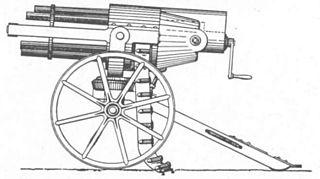 Bailey machine gun Heavy Machine Gun