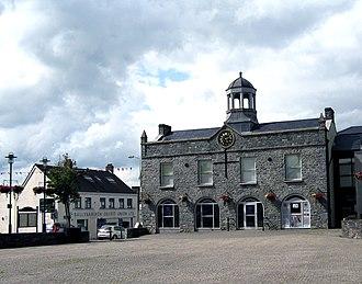 Ballynahinch, County Down - Image: Ballynahinch Market House geograph