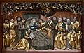 Bamberg Dom Kirchgattendorfer Altar Mitteltafel der Predella.jpg