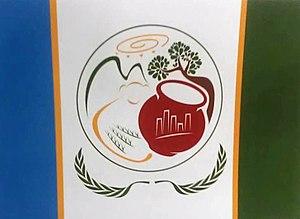Orán, Salta - Image: Bandera de Orán 2