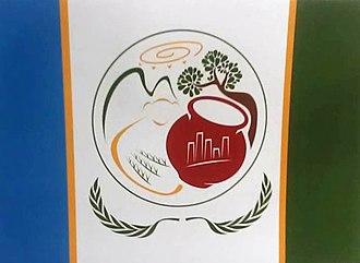 San Ramón de la Nueva Orán - Image: Bandera de Orán 2