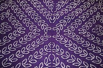 Bandhani - Bandhani craft