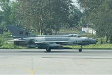 Bangladesh Air Force Chengdu F 7