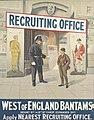 Bantams recruiting poster WWI (cropped).jpg