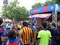 Barça fans - Champions League Final 2015 , Barcelona-Juventus, Berlin.JPG