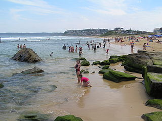Bar Beach, New South Wales Suburb of Newcastle, New South Wales, Australia