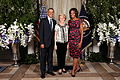 Barack Obama, Julie Bishop and Michelle Obama.jpg