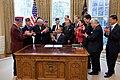 Barack Obama signs S.1055 2010-10-05 1.jpg