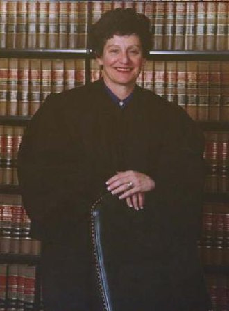 Barbara M. Lynn - Judge Lynn, circa 1999